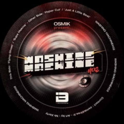 HardTek - Tribe - Osmik-Flying Ghost