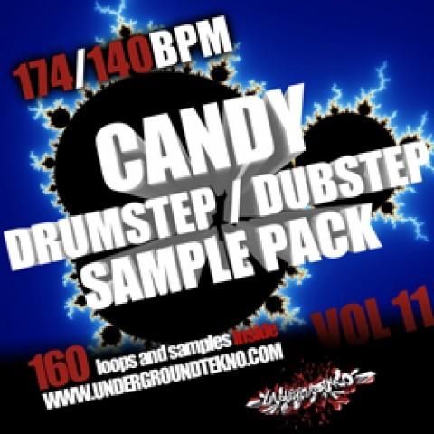Packs de samples - Candy Drumstep Dubstep Sample Pack