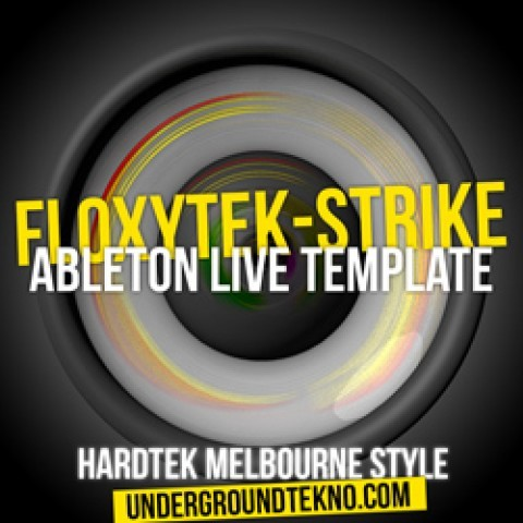 Templates - Strike Ableton Template