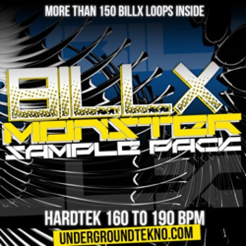Packs de samples - Billx Monster Samples Pack 2013
