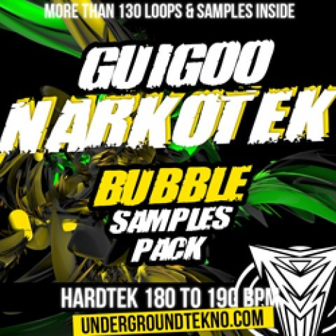 Packs de samples - Narkotek Bubbles Samples Pack