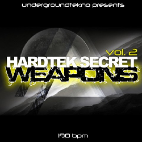 Packs de samples - Hardtek Secret Weapon Vol 2