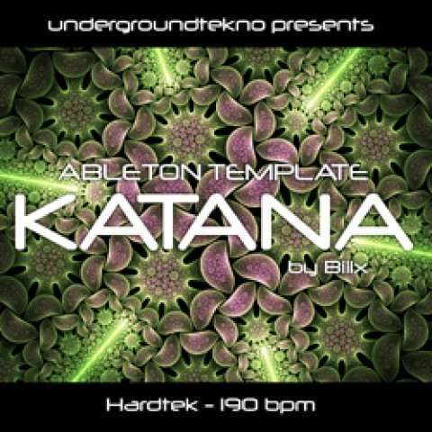 Templates - Katana Ableton Template