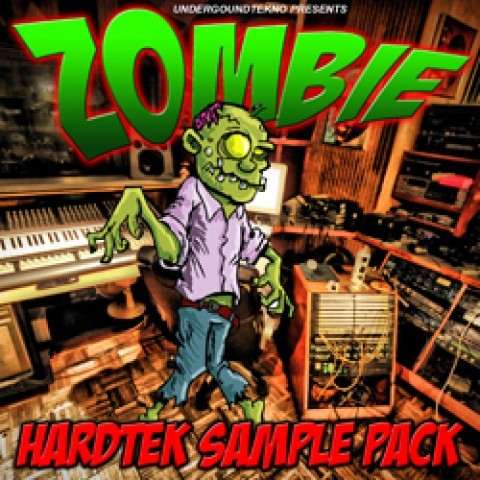 Packs de samples - Zombie Hardtek Sample Pack 01
