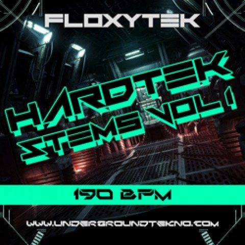 Packs de samples - Hardtek Stems Vol 1