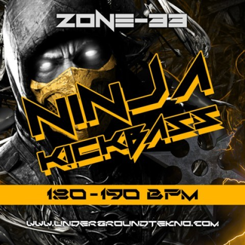 Packs de samples - Ninja Kick Bass