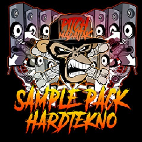 Packs de samples - Pitch Madattak Sample Pack