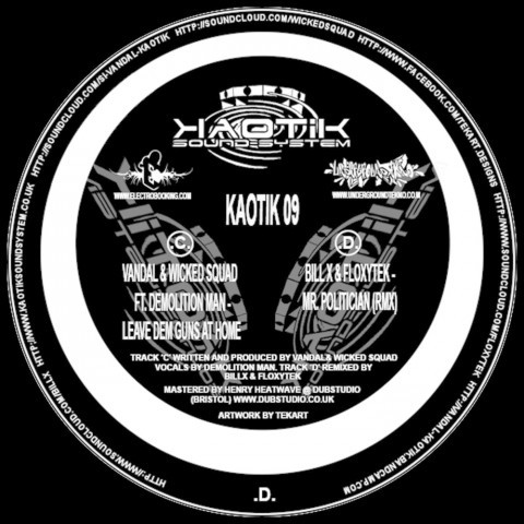Raggatek - Jungletek - Dont Forget Your Roots