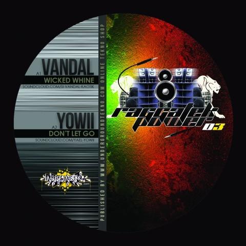 Raggatek - Jungletek - Raggatek Power 03