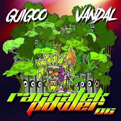 Raggatek - Jungletek - Raggatek Power 06